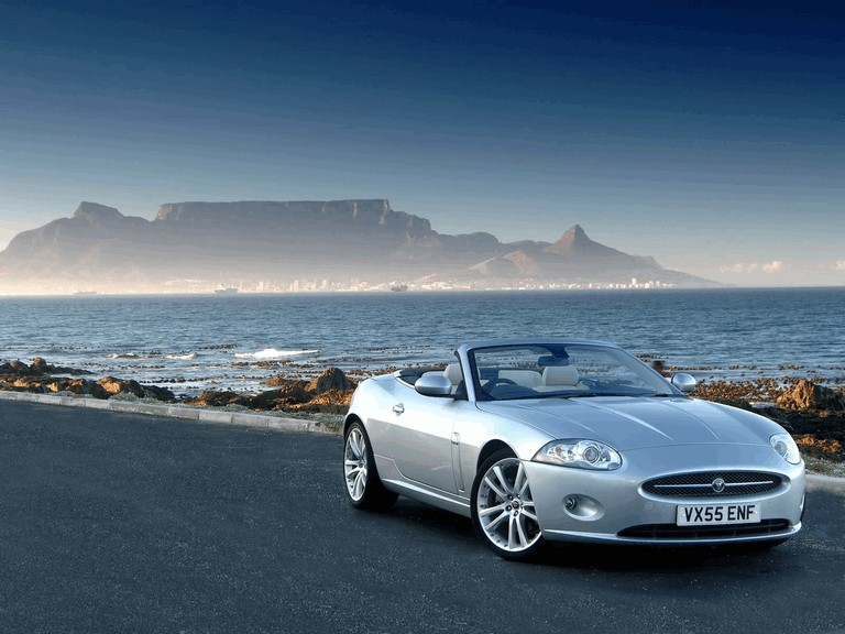 2007 Jaguar XK convertible UK version 221430
