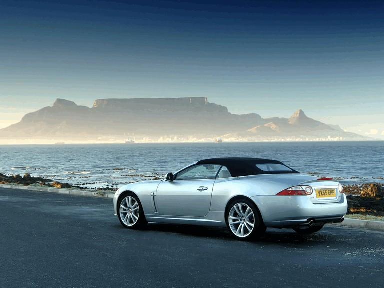 2007 Jaguar XK convertible UK version 221431