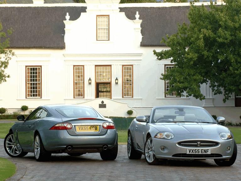 2007 Jaguar XK convertible UK version 221435