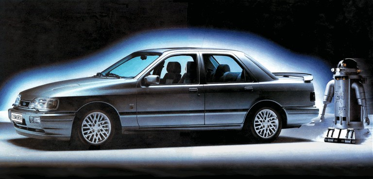 1990 Ford Sierra RS Cosworth saloon 4wd 195827