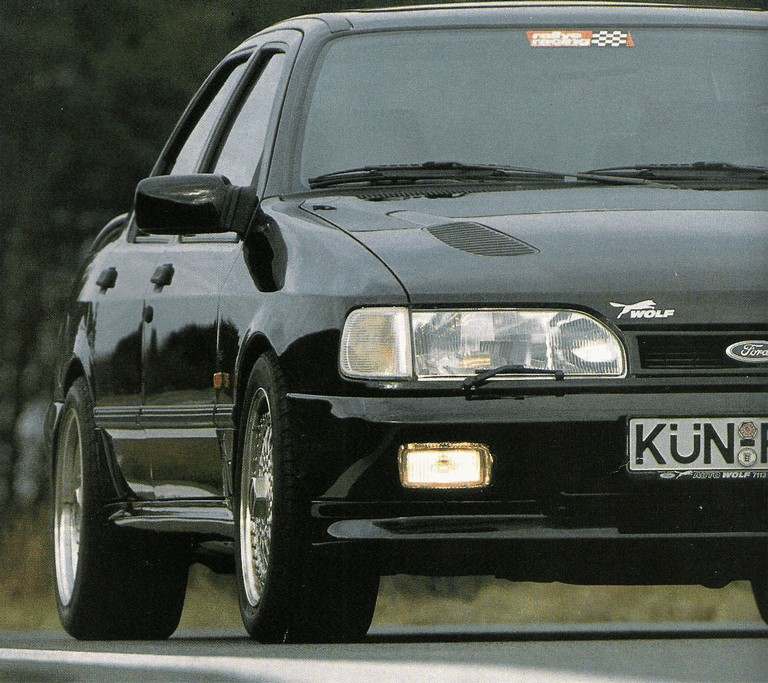 1990 Ford Sierra RS Cosworth saloon 4wd 195829