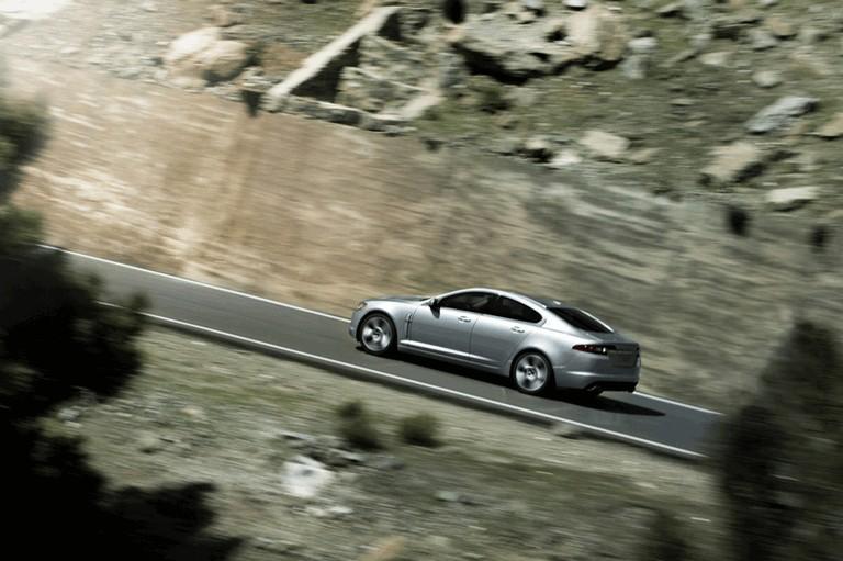 2007 Jaguar XF 221437