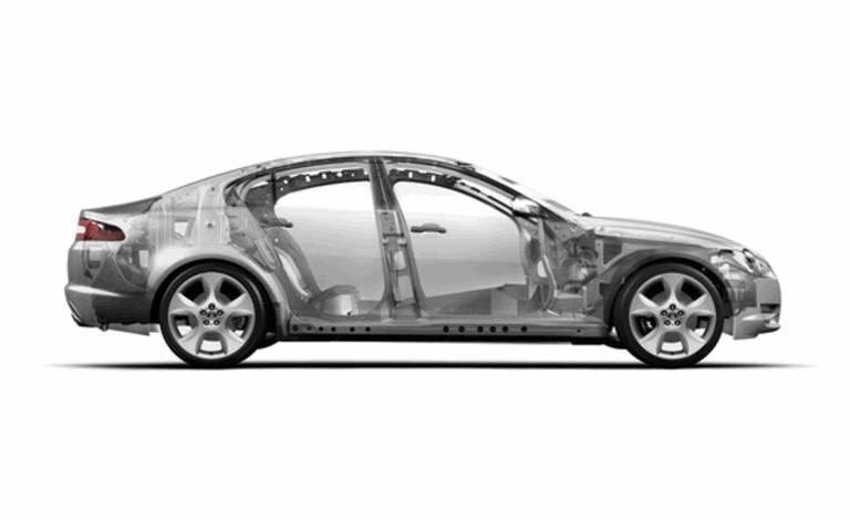 2007 Jaguar XF 221445