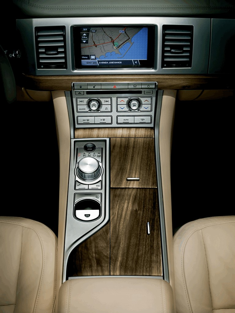 2007 Jaguar XF 221452