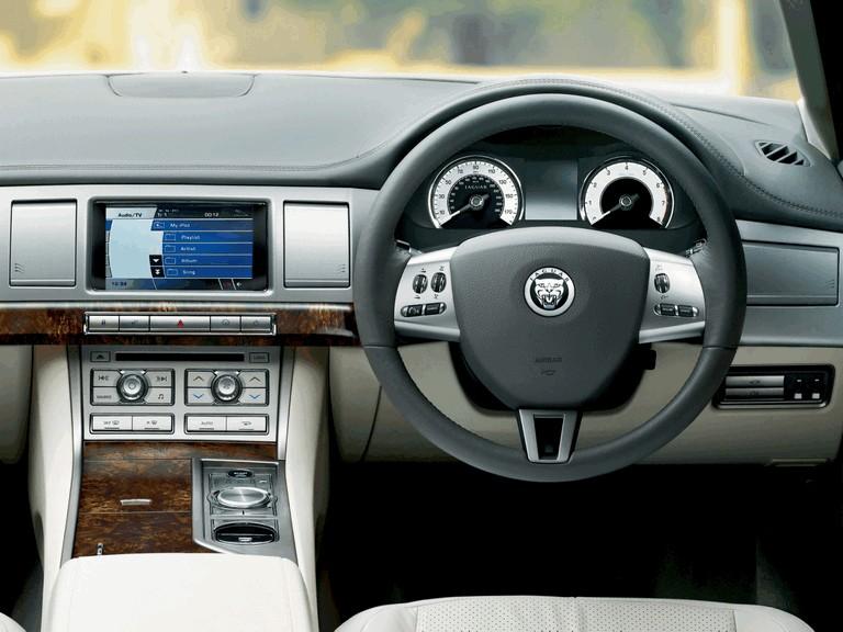 2007 Jaguar XF 221467