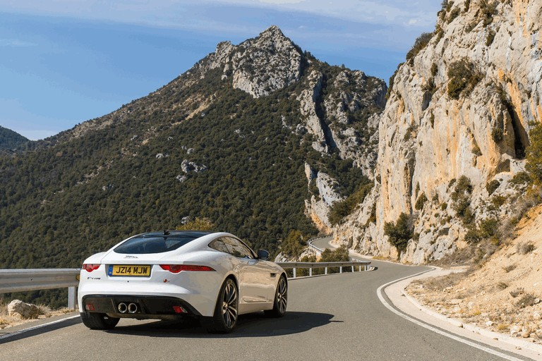 2014 Jaguar F-type coupé V6 S - UK version 411275