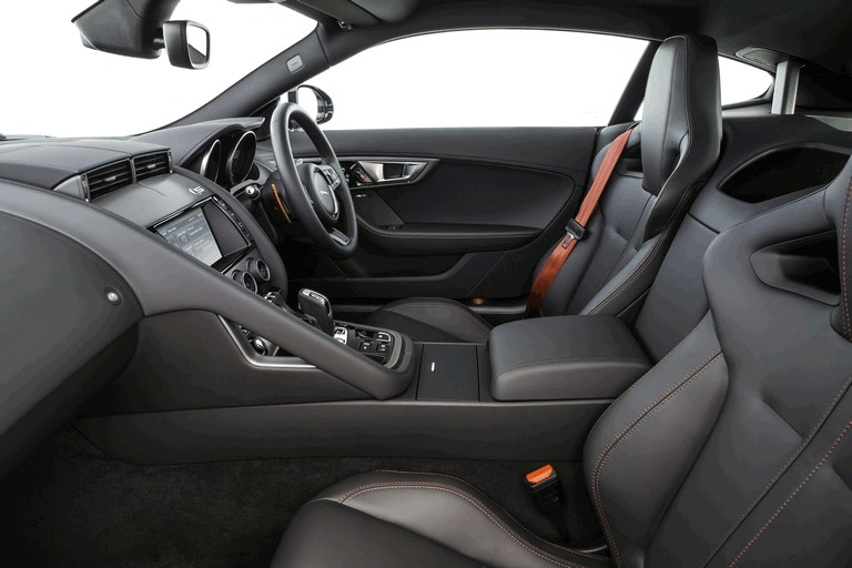 2014 Jaguar F-type coupé V6 S - UK version 411282