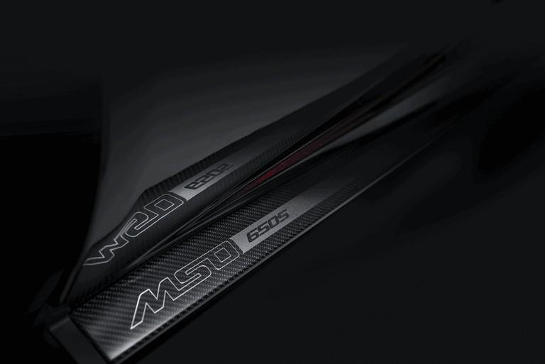 2014 McLaren MSO 650S coupé concept 472153