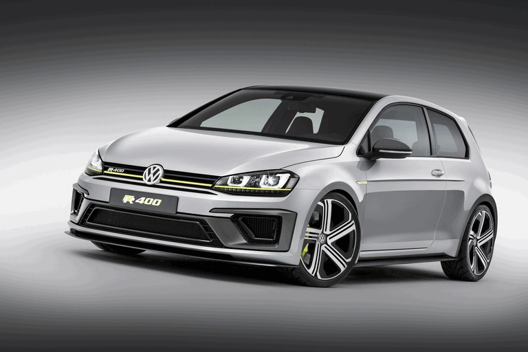 2014 Volkswagen Golf R 400 concept 411530