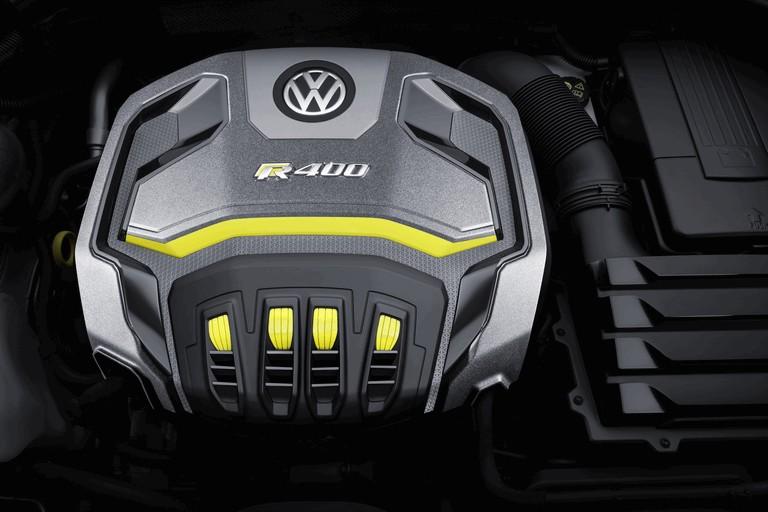 2014 Volkswagen Golf R 400 concept 411536