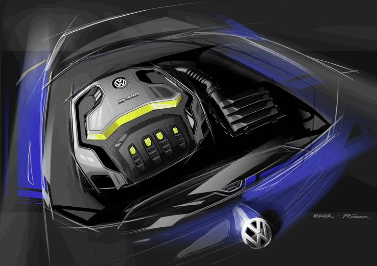 2014 Volkswagen Golf R 400 concept 411538