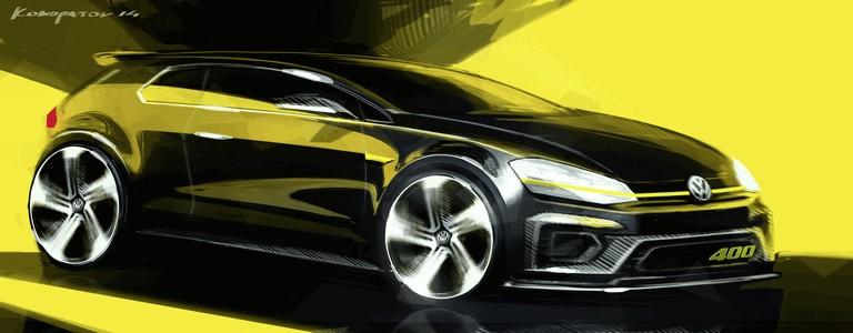 2014 Volkswagen Golf R 400 concept 411540