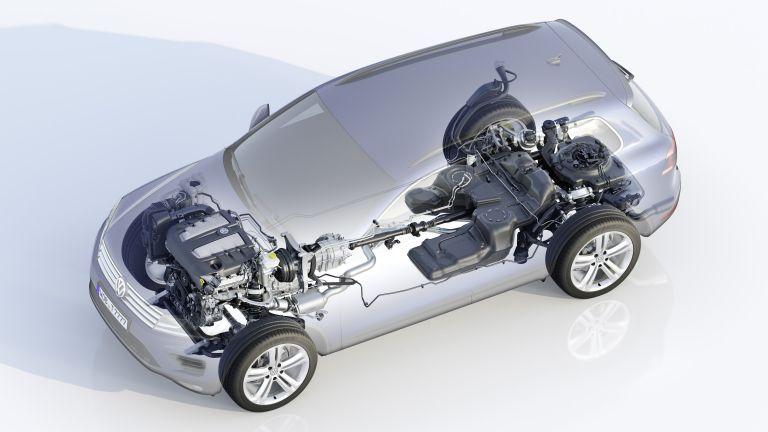 2014 Volkswagen Touareg 517207