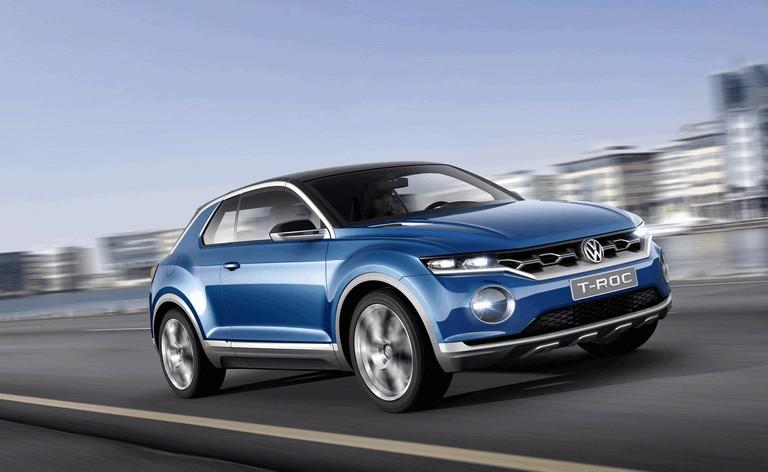 2014 Volkswagen T-ROC concept 411582