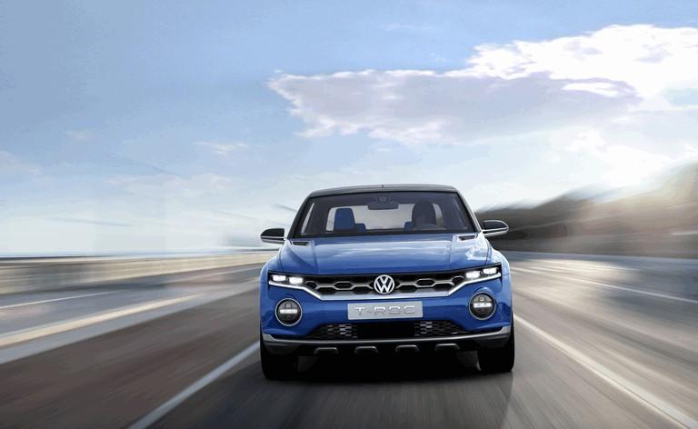 2014 Volkswagen T-ROC concept 411583