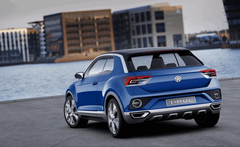 2014 Volkswagen T-ROC concept 411584