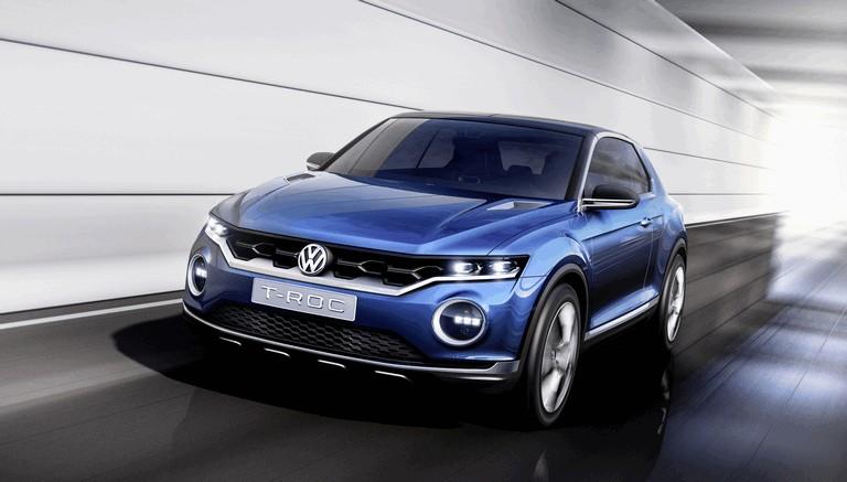 2014 Volkswagen T-ROC concept 411585