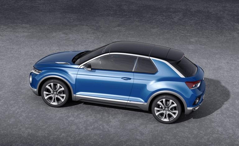 2014 Volkswagen T-ROC concept 411587