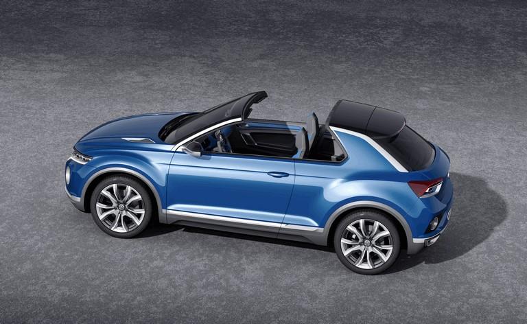 2014 Volkswagen T-ROC concept 411588