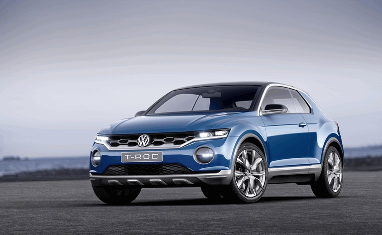 2014 Volkswagen T-ROC concept 411589