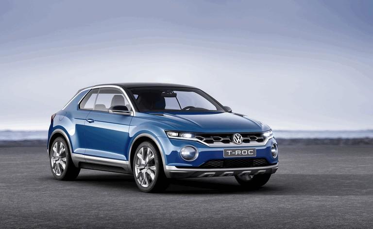 2014 Volkswagen T-ROC concept 411590