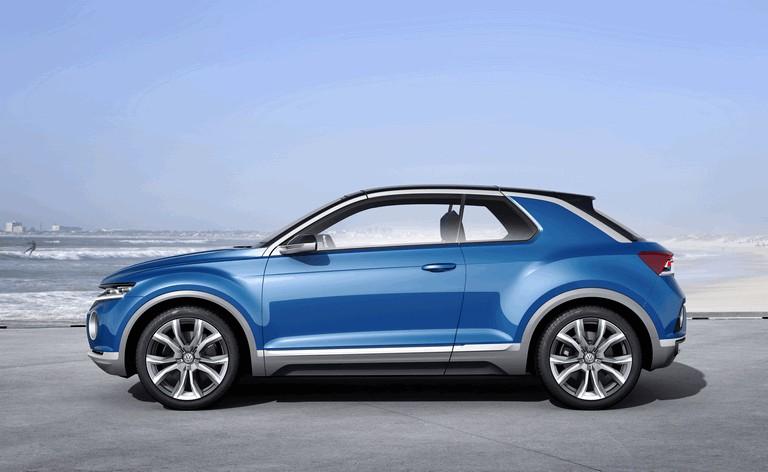 2014 Volkswagen T-ROC concept 411591