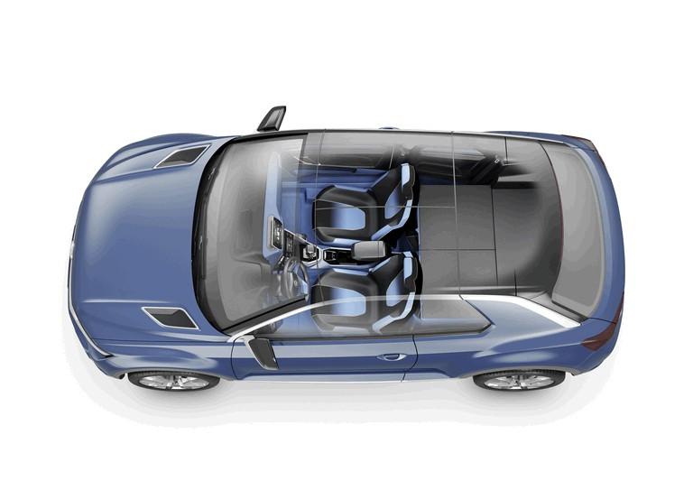 2014 Volkswagen T-ROC concept 411596