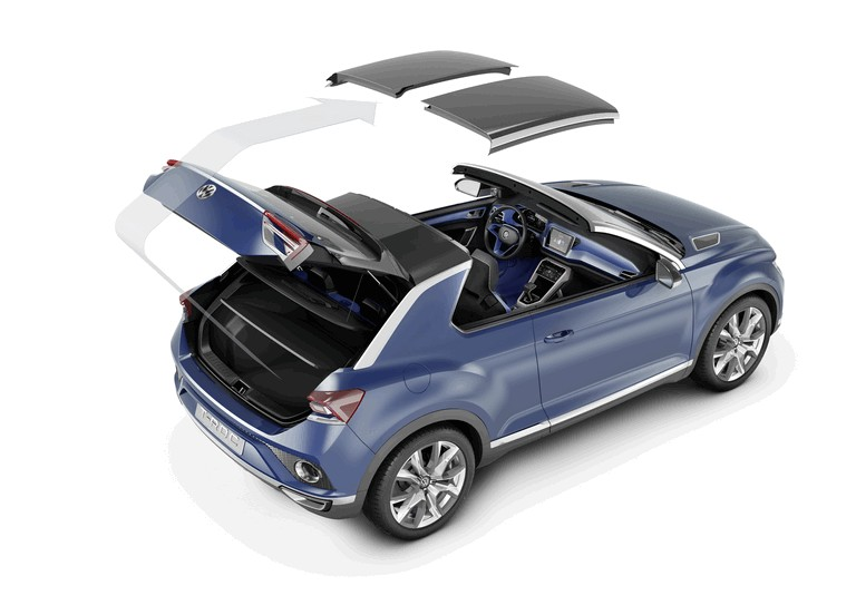 2014 Volkswagen T-ROC concept 411597