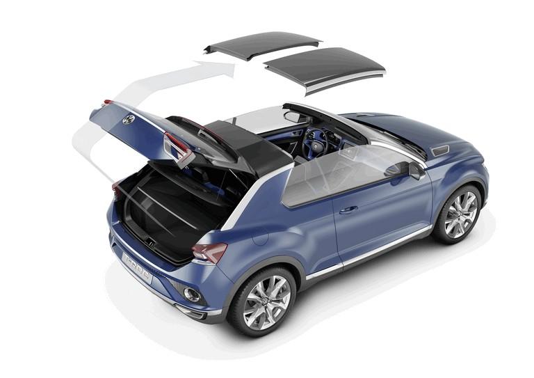2014 Volkswagen T-ROC concept 411598