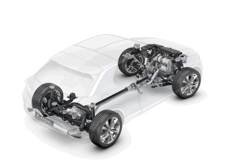 2014 Volkswagen T-ROC concept 411601