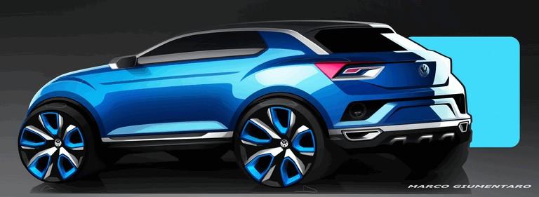 2014 Volkswagen T-ROC concept 411604