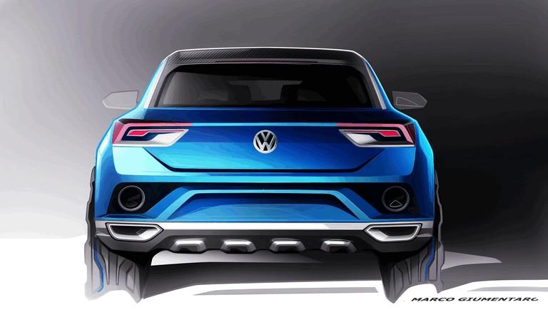 2014 Volkswagen T-ROC concept 411608