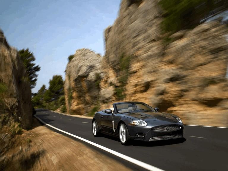 2007 Jaguar XKR convertible 221520