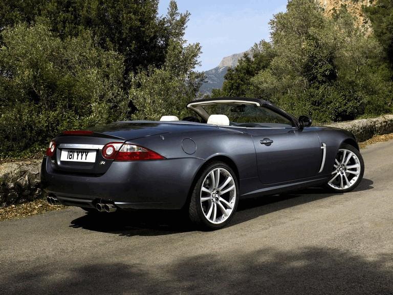 2007 Jaguar XKR convertible 221523