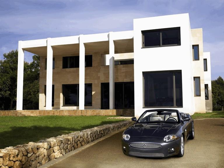 2007 Jaguar XKR convertible 221524