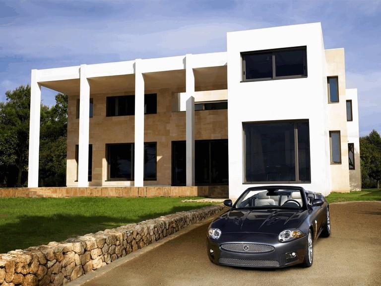 2007 Jaguar XKR convertible 221525