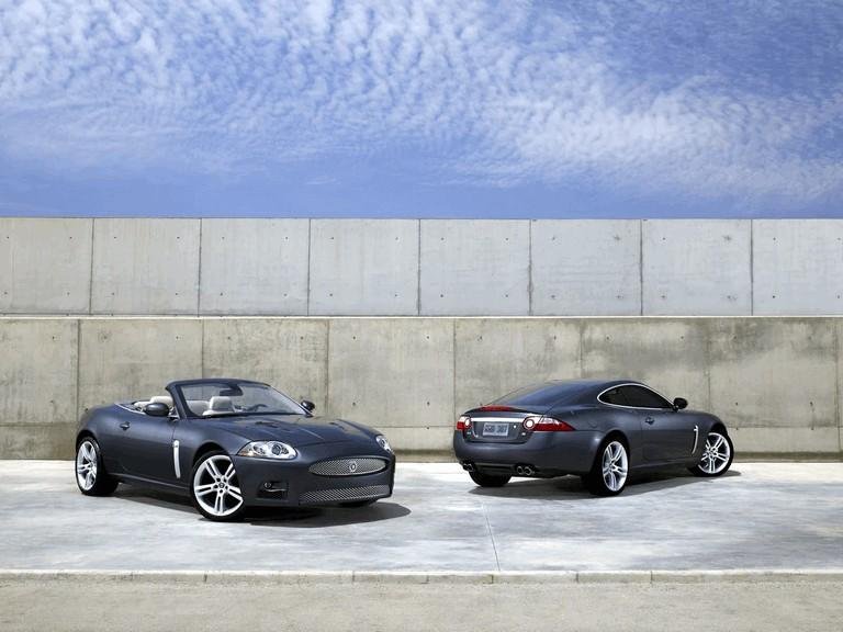 2007 Jaguar XKR convertible 221526