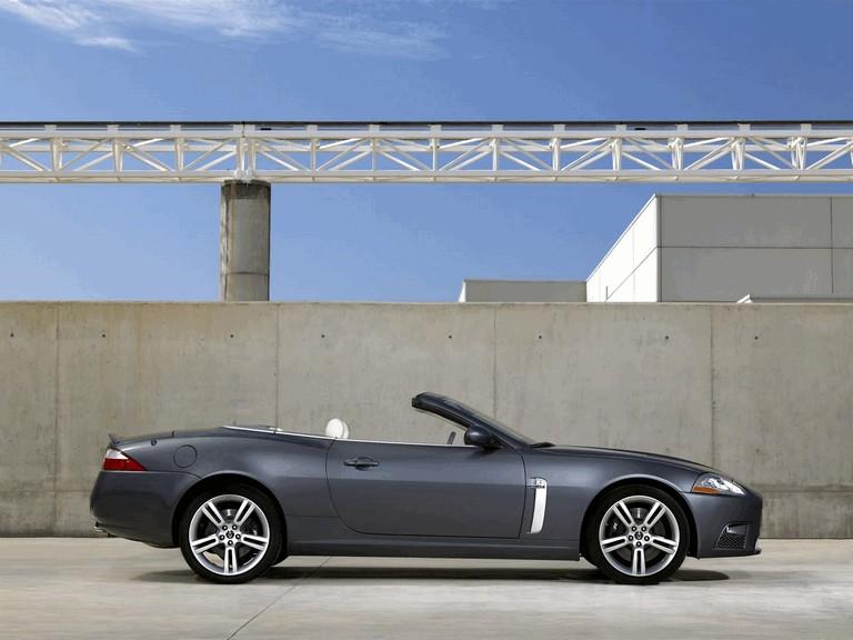 2007 Jaguar XKR convertible 221530