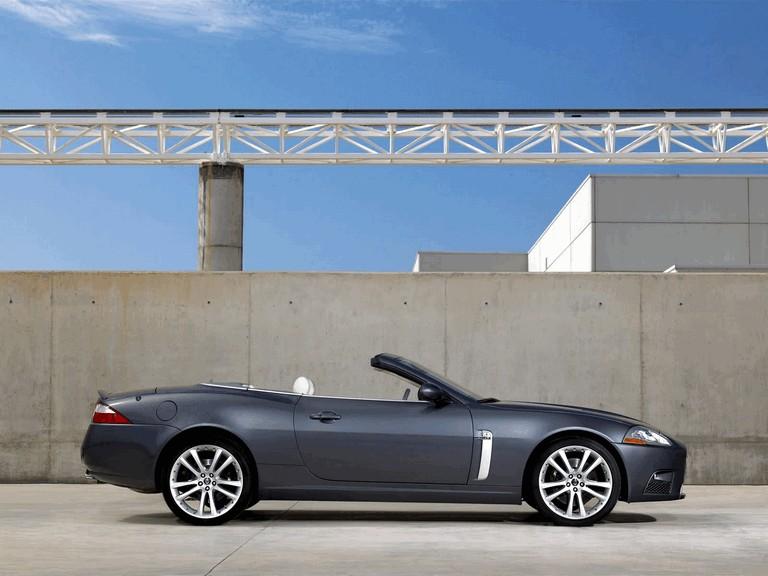2007 Jaguar XKR convertible 221531