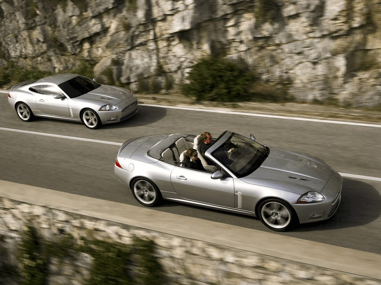 2007 Jaguar XKR convertible 221534