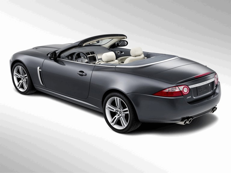 2007 Jaguar XKR convertible 221537