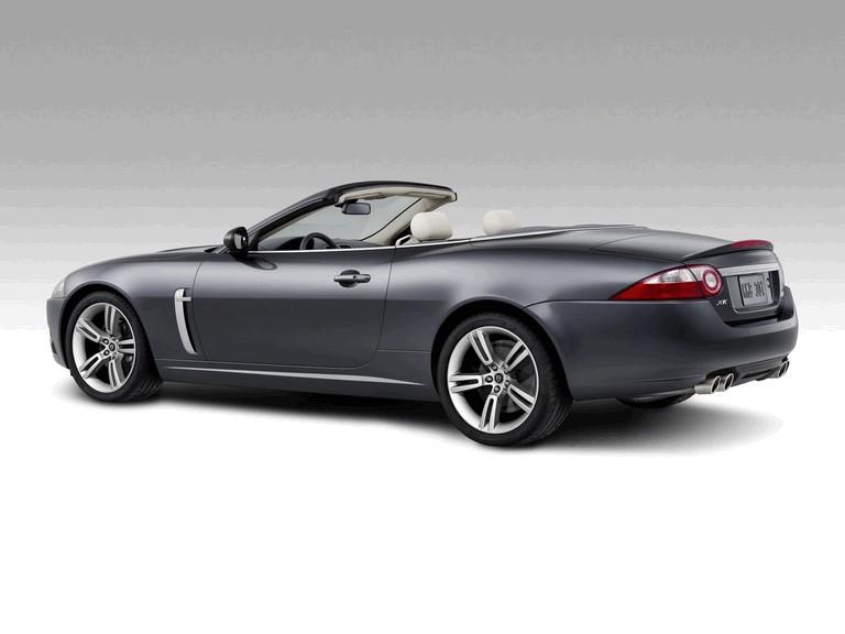 2007 Jaguar XKR convertible 221538