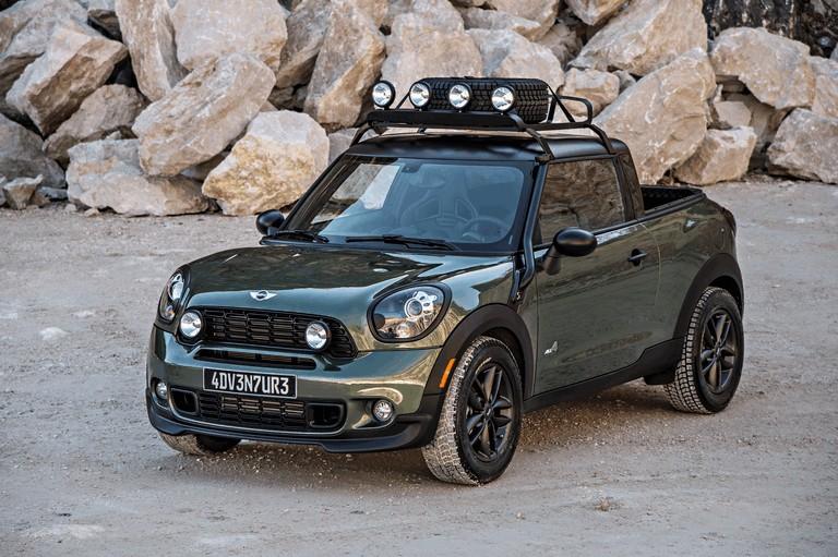 2014 Mini Paceman Adventure 411878