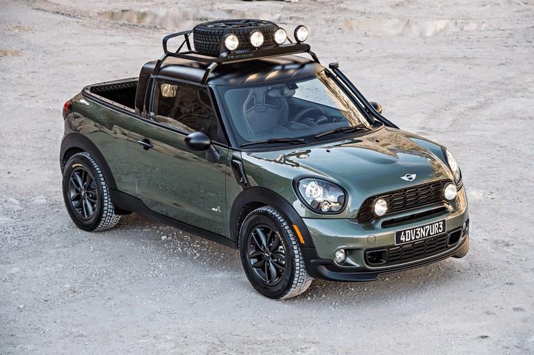2014 Mini Paceman Adventure 411920