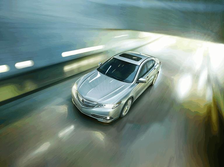 2014 Acura TLX 412456