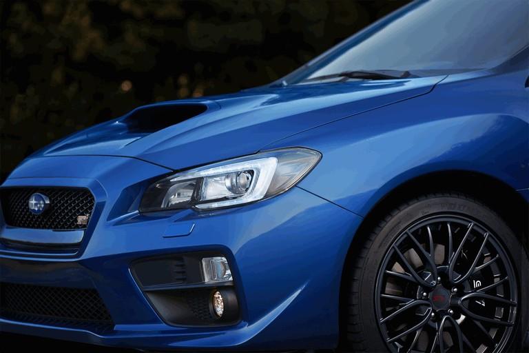 2015 Subaru WRX STI - Europe specs 412411