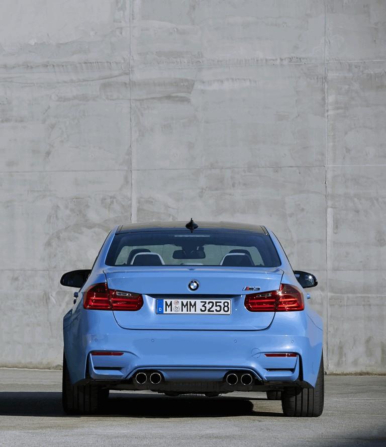 2014 BMW M3 ( F30 ) - USA version 412510