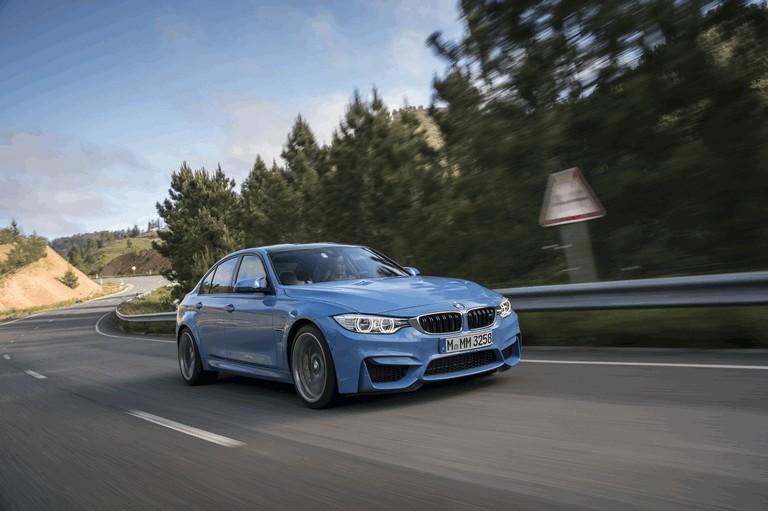 2014 BMW M3 ( F30 ) - USA version 412514