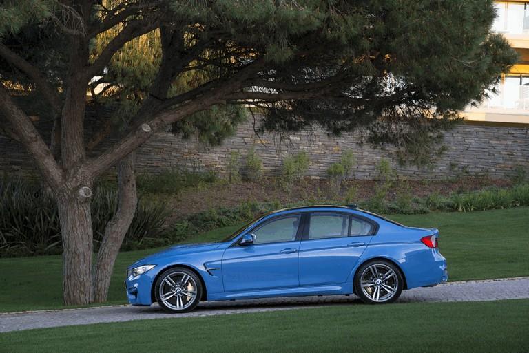 2014 BMW M3 ( F30 ) - USA version 412522