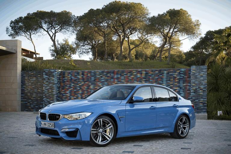 2014 BMW M3 ( F30 ) - USA version 412523